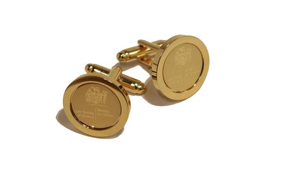 Picture of Gold Cufflinks