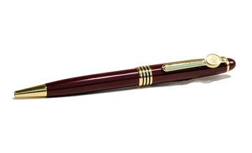 Picture of Signature Series Pen - Burgundy