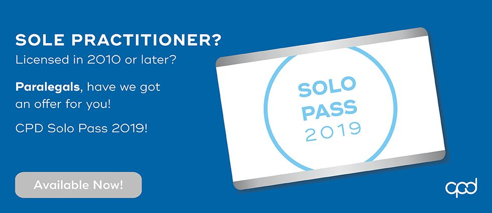 Solo Pass Paralegals