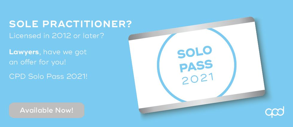 Solo Pass - Lawyers