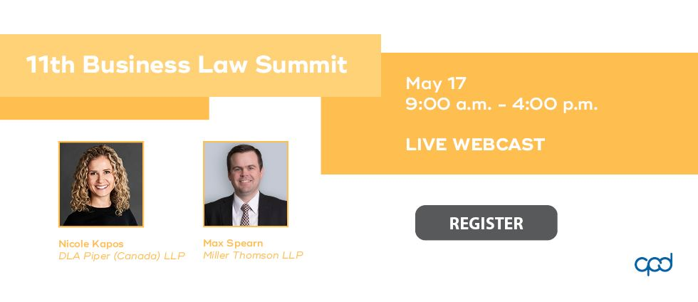 11th Business Law Summit